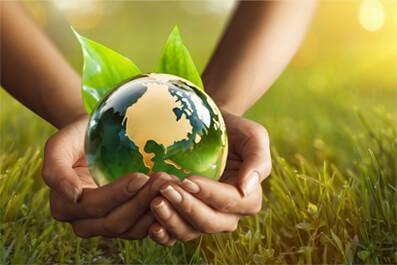 Zateplení skelnou vlnou snižuje emise CO2