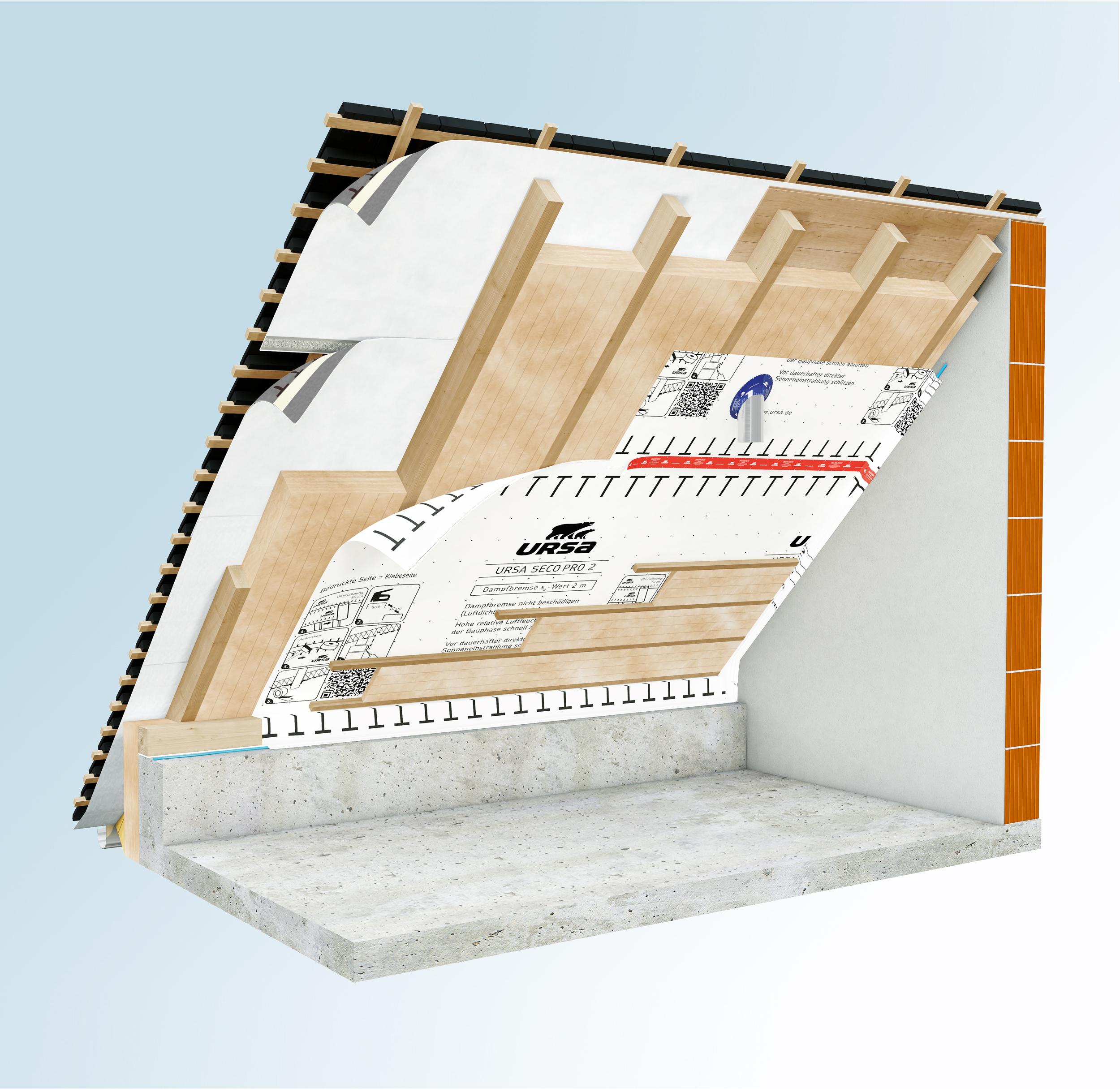 Ušetřete náklady i životní prostředí kvalitním zateplením střechy či podkroví