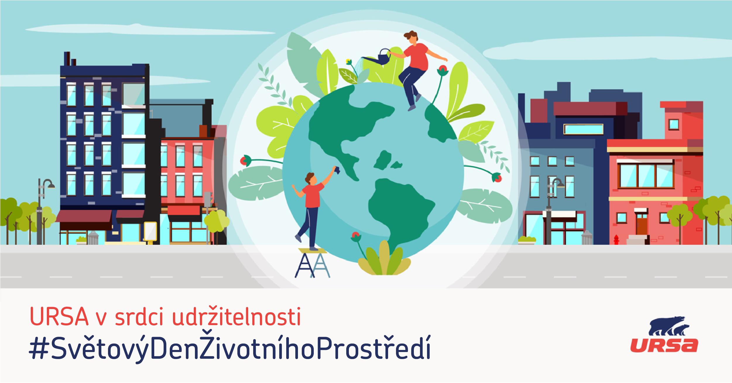 Šetřeme naši planetu a buďme ekologičtí!