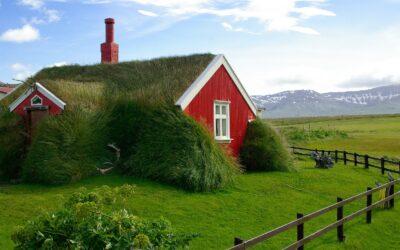 Zelené střechy: Atraktivní a moderní prvek architektury